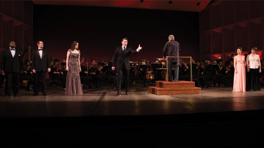 85th Anniversary Concert at the Marcus Center in Milwaukee