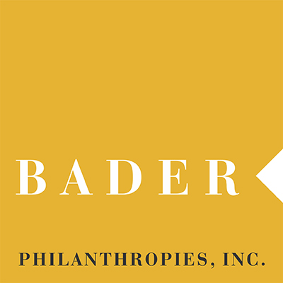 Bader Philanthropies Sponsor of the Marcus Center in Milwaukee, WI