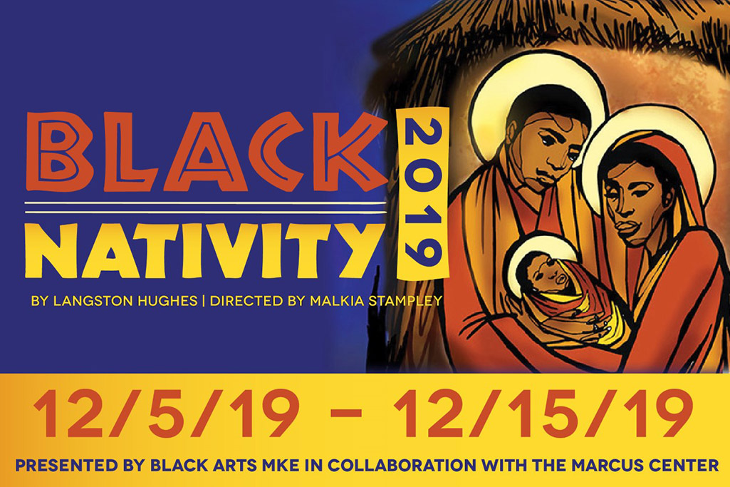 Bronzeville Arts Presents Nativity at the Marcus Center in Milwaukee