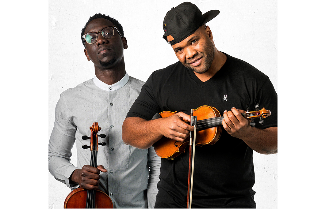 Black Violin in Milwaukee at the Marcus Center