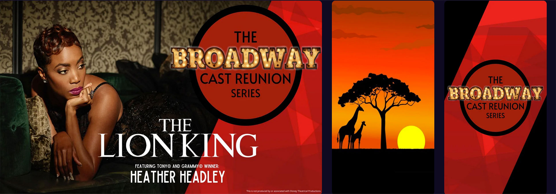 Broadway Cast Reunion Marcus Performing Arts Center in Milwaukee, Wisconsin