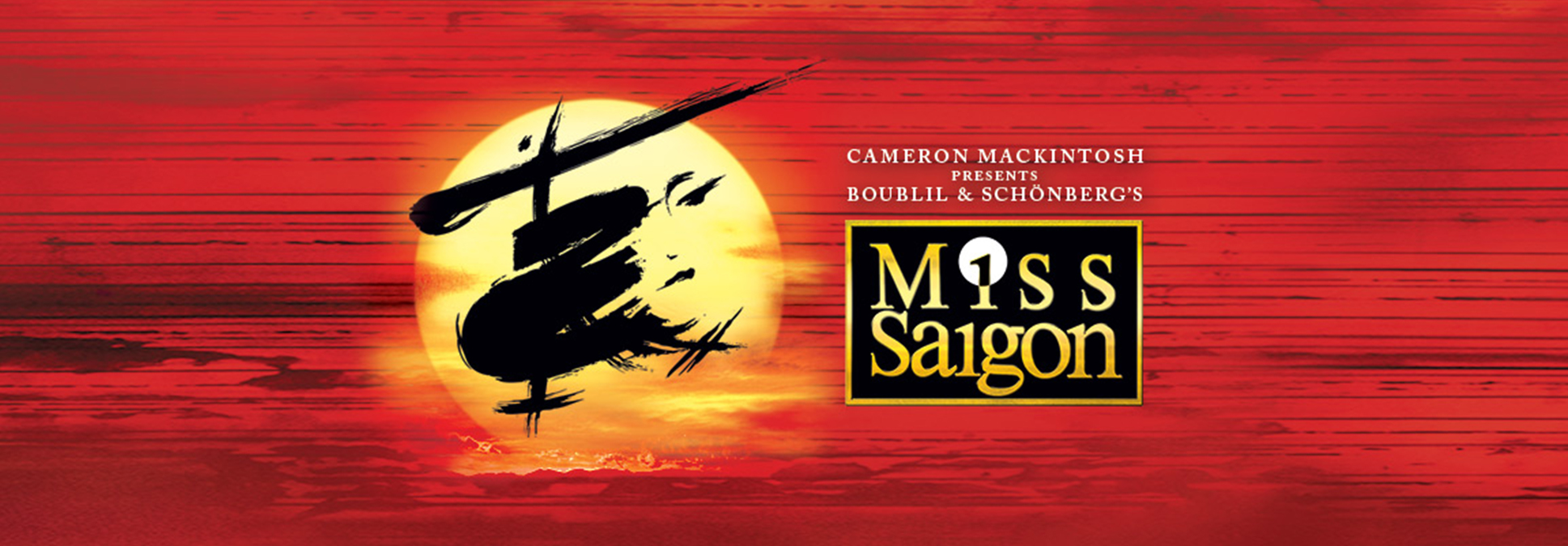 Broadway in Milwaukee at the Marcus Center Miss Saigon