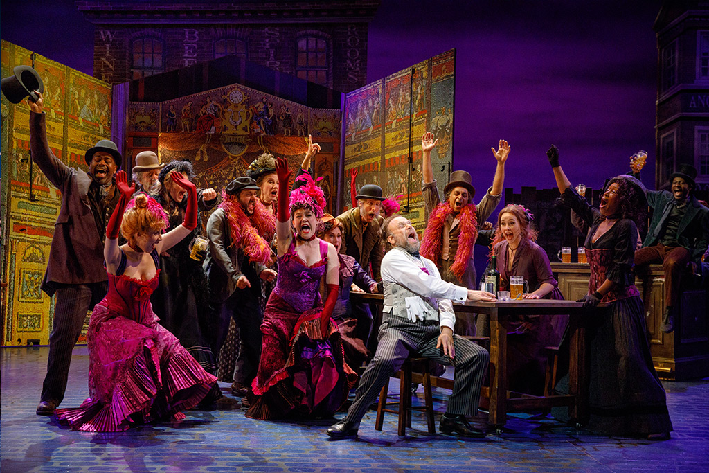 Broadway Show My Fair Lady at the Marcus Center in Milwaukee