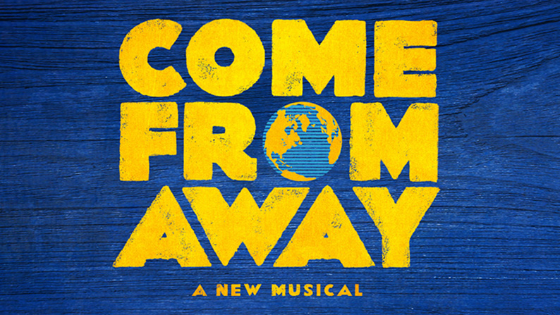 Come From Away Marcus Center Broadway Milwaukee