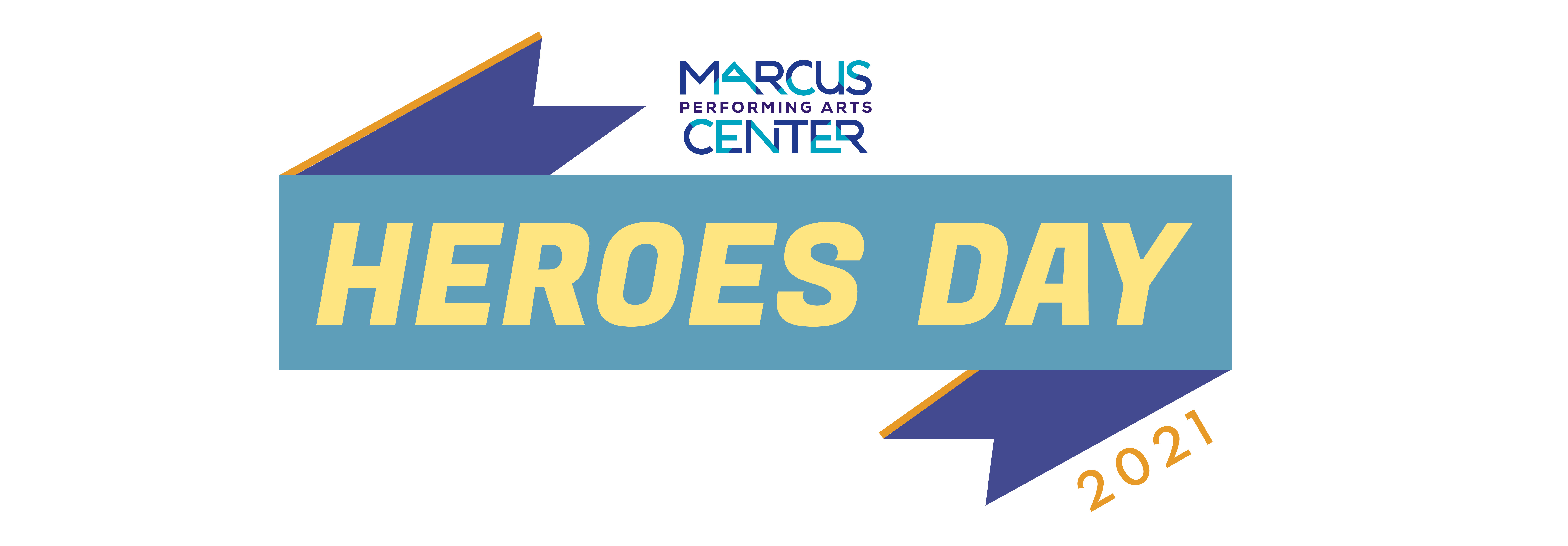 HEROES DAY AT THE MARCUS PERFORMING ARTS CENTER IN MILWAUKEE