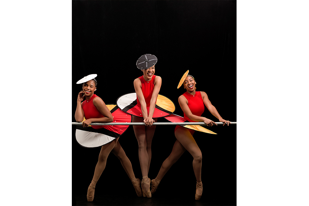 Hiplet Ballerinas at the Marcus Center in Milwaukee