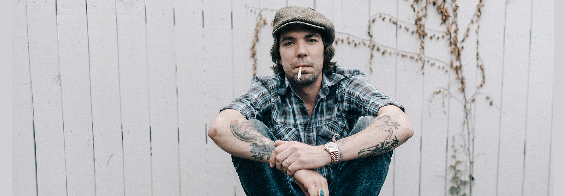 Justin Townes Earle at the Marcus Center in Milwaukee