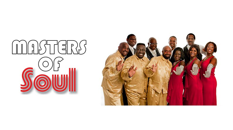 Masters of Soul at the Marcus Center in Milwaukee