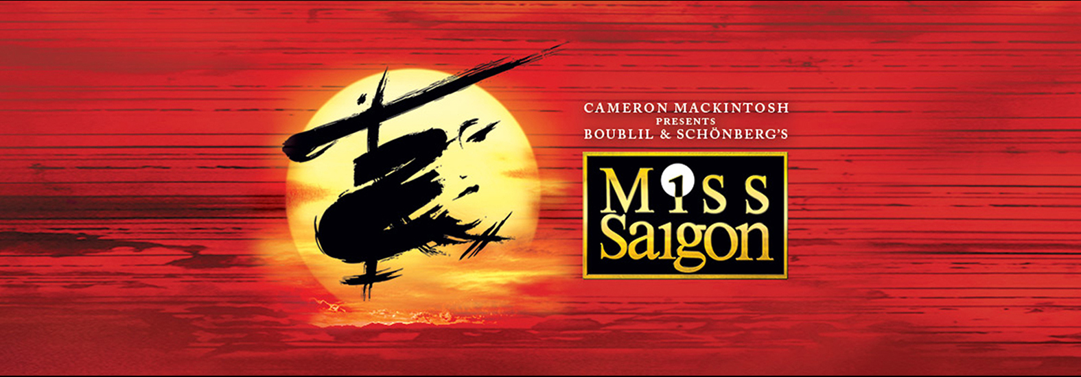 Miss Saigon Broadway at the Marcus Center in Milwaukee