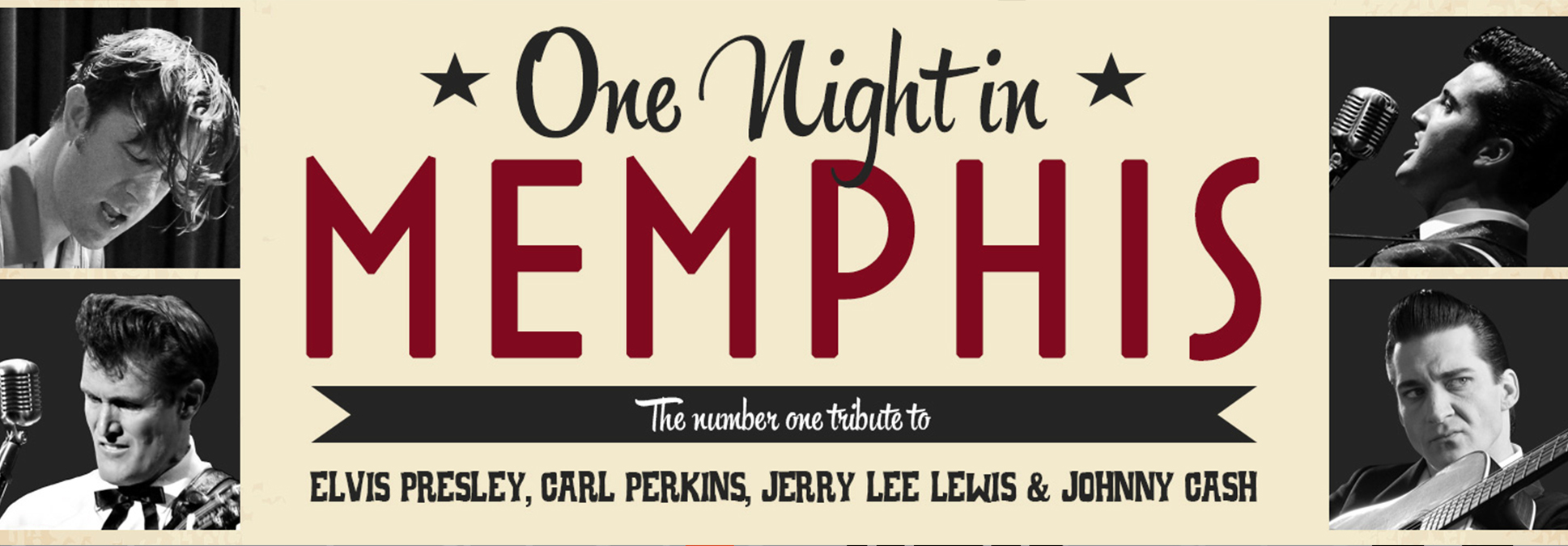 One Night In Memphis at the Marcus Center in Milwaukee