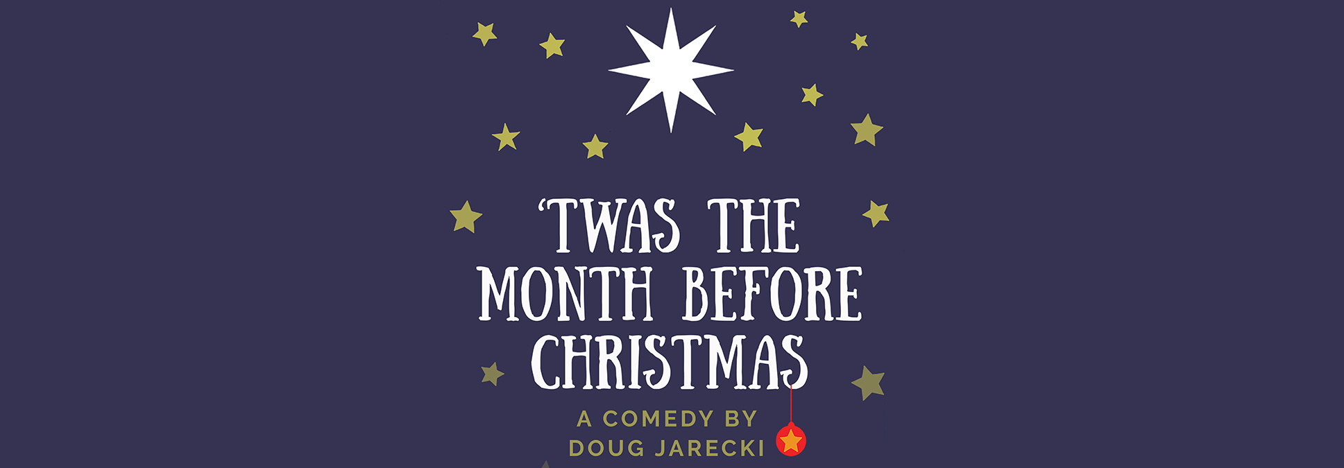 Twas the Month Before Christmas at the Marcus Center in Milwaukee