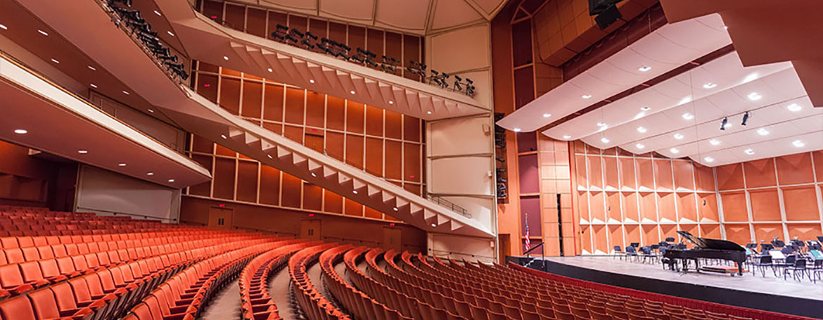 Uihlein Hall at the Marcus Center in Milwaukee