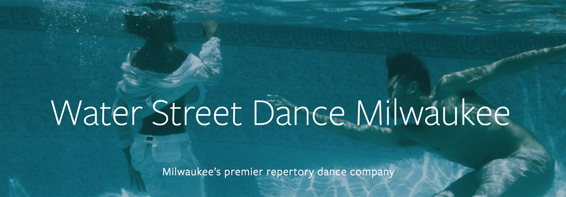 Water Street Dance Kidz Days at the Marcus Center in Milwaukee
