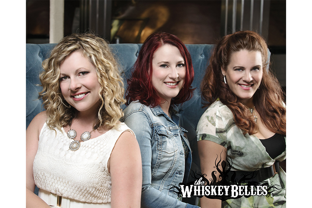 WhiskeyBelles at the Marcus Center in Milwaukee
