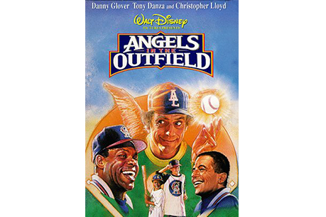 Angels Outfield Cover
