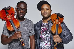 Black Violin Marcus Center Milwaukee 2019 1