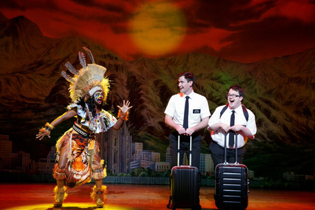 Associated Bank Broadway at the Marcus Center presents The Book of Mormon