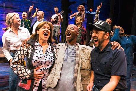 Broadway Come From Away Milwaukee Marcus Center 1 459 1