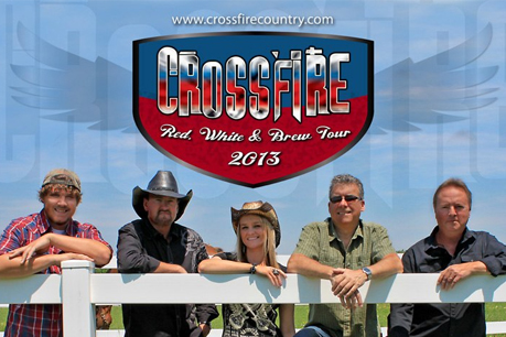 Crossfire Country at Live at Peck