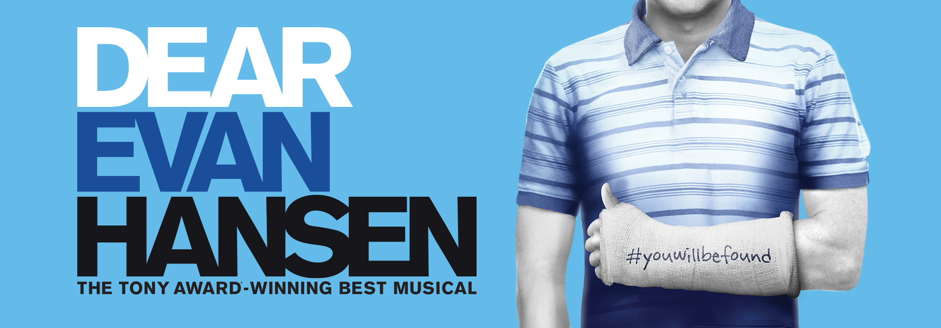 Dear Evan Hansen at the Marcus Center in Milwaukee, WI