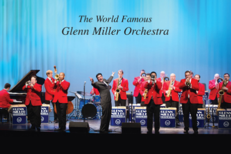 Glenn Miller Orchestra Marcus Center in Milwaukee