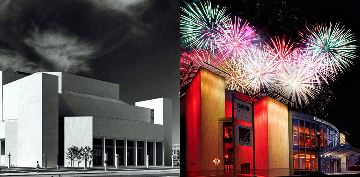 Marcus Center's 50th Anniversary