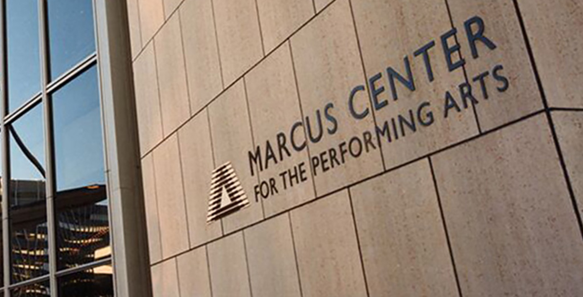 Marcus Center in Milwaukee
