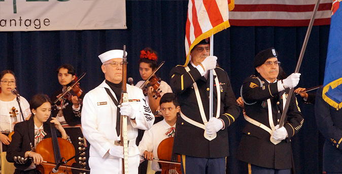 Veterans Celebrations at the Marcus Center in Milwaukee