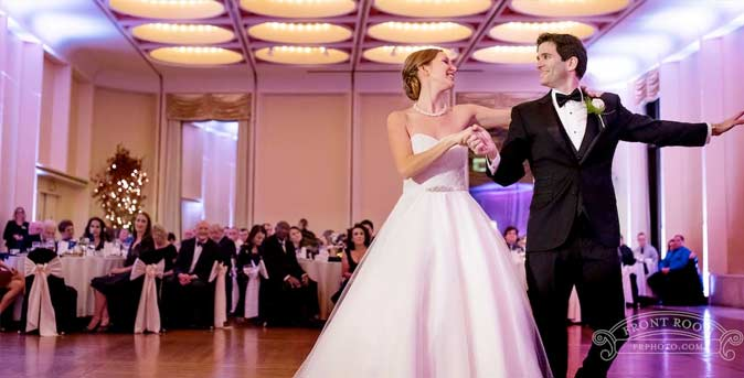 Weddings at the Marcus Center in Milwaukee, WI