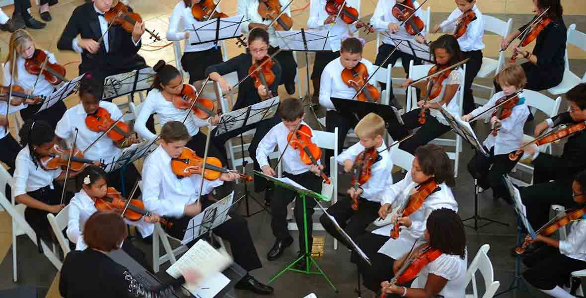 Milwaukee Symphony Youth Orchestra