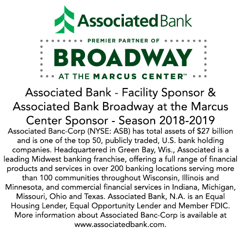 Associated Bank Sponsor of the Marcus Center