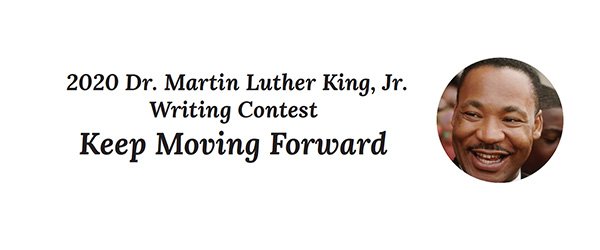 MLK Writing Contest at the Marcus Center in Milwaukee