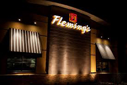 Fleming's of Milwaukee and the Marcus Center
