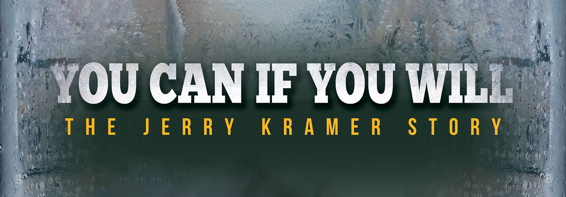 JERRY KRAMER at the Marcus Performing Arts Center