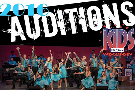 Kids From Wisconsin Auditions