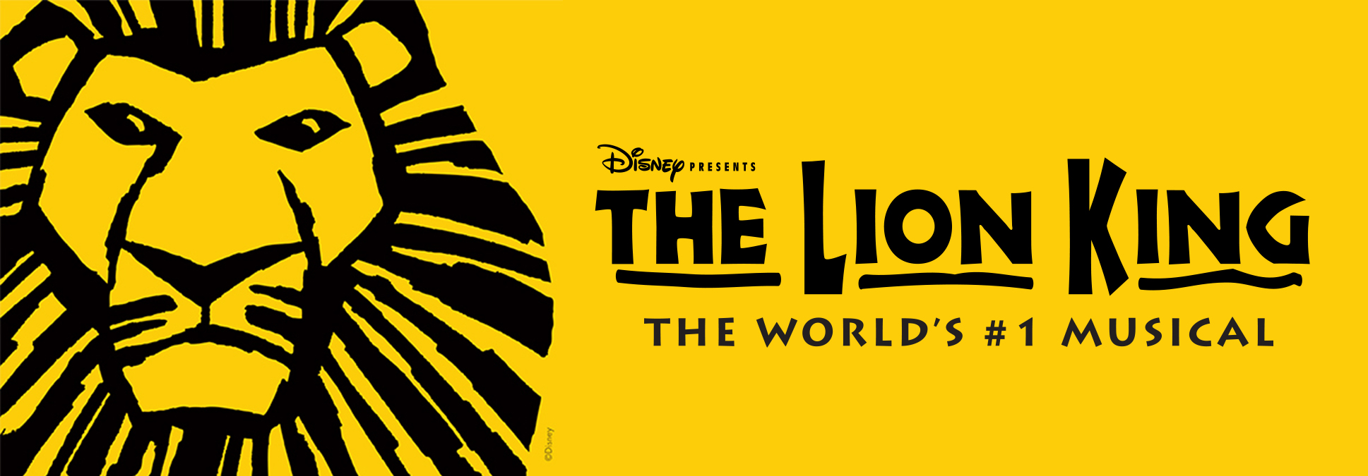 Disney's The Lion King Broadway show at the Marcus Center in Milwaukee,WI