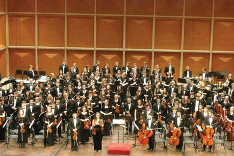 Milwaukee Youth Symphony Orchestra