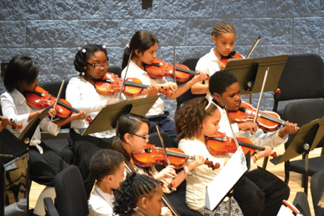Milwaukee Youth Symphony Orchestra at Live @ Peck