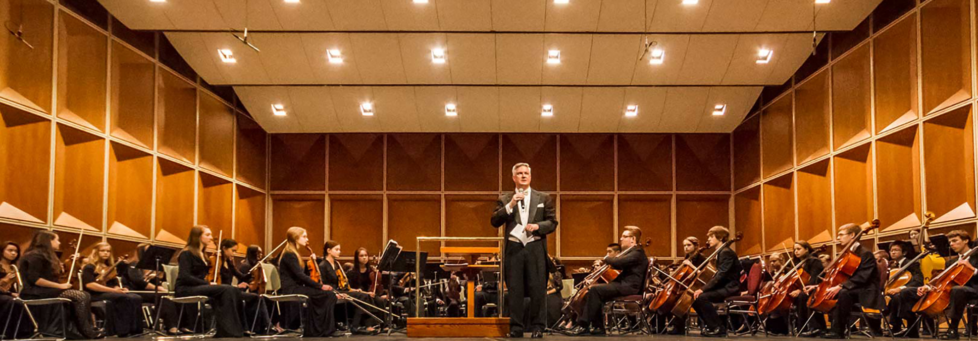MYSO at the Marcus Center Photo by Janviere